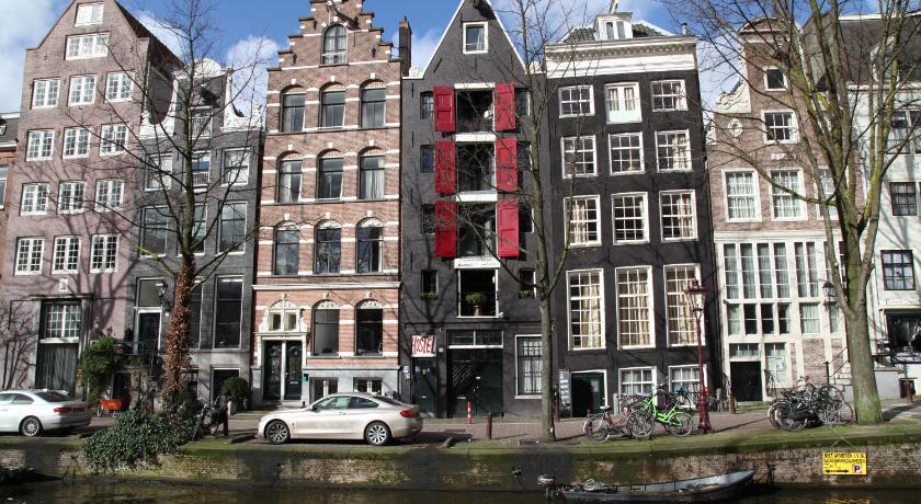 Int 39 L Budget Hostel Pays Bas Amsterdam