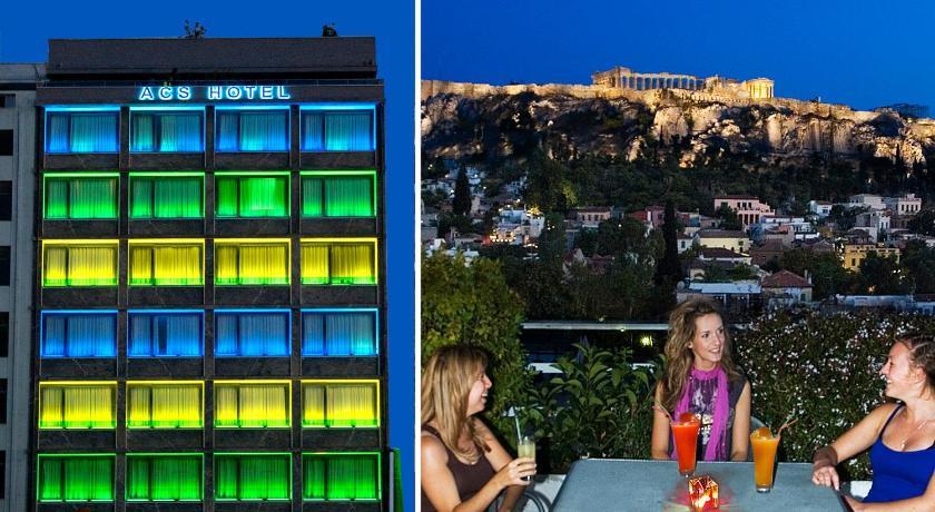 Athens Center Square, Hotel, 15 Aristogitonos Street & Athinas, Athens, 10552, Greece