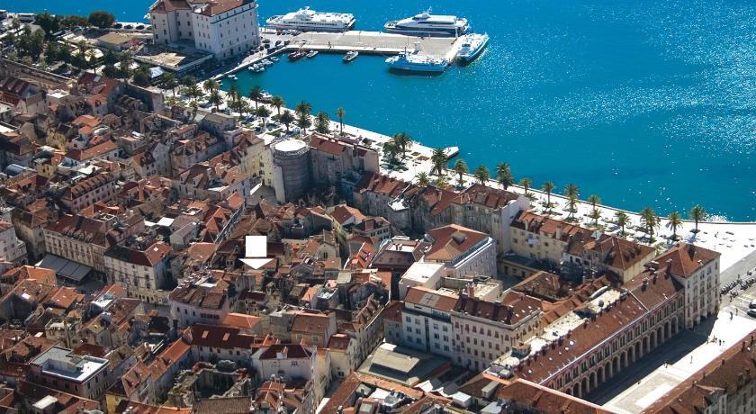 Splitska Perla City Centre Luxury Rooms (Split)