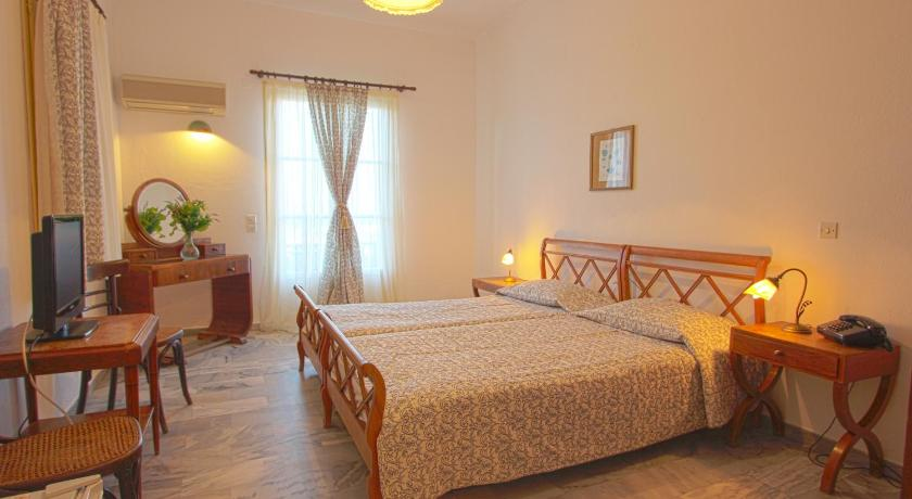 Swiss Home Hotel, Hotel, Main Crossing Naoussa - Kolymbithres, Paros, 84401, Greece