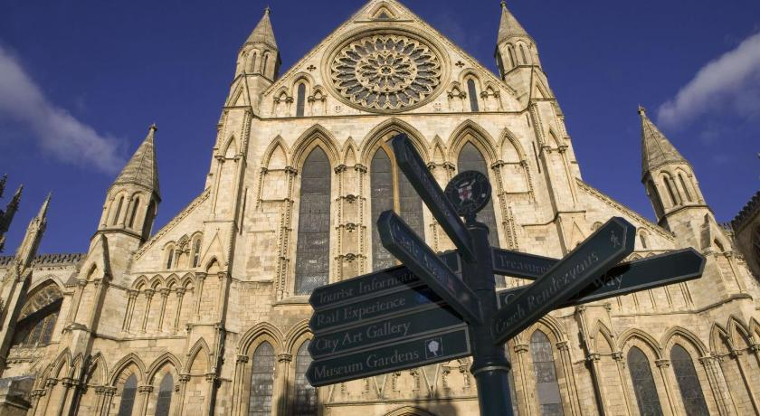 Highly Rated York Hotels, England