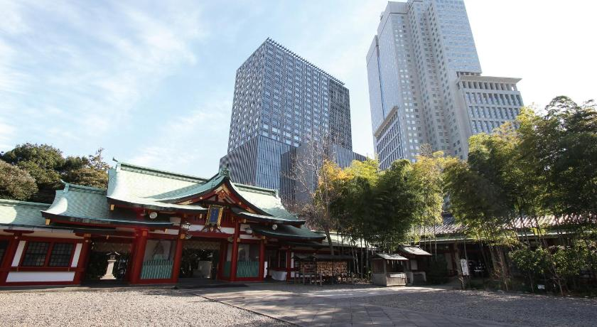 日本,東京,ザ・キャピトルホテル東急(The Capitol Hotel Tokyu)