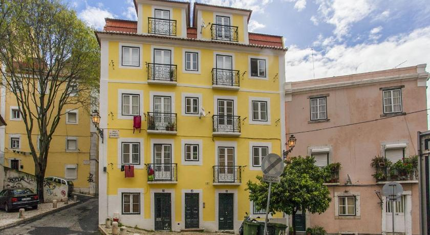 Convento Apartment (Lissabon)