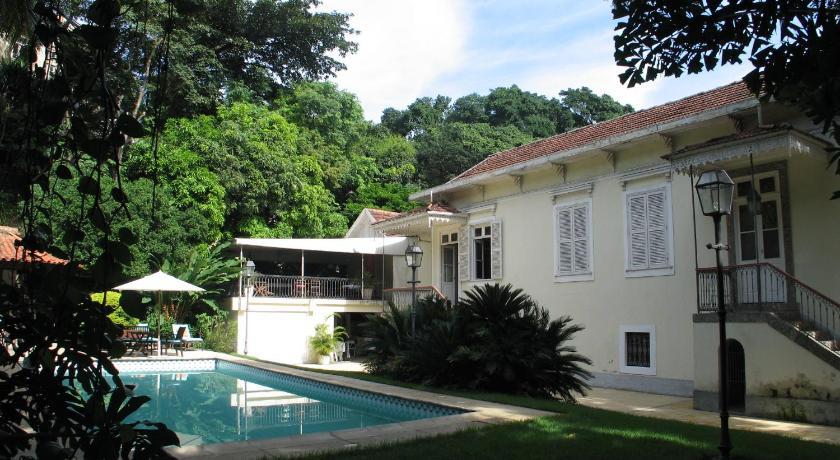 Gutes Hotel Rio De Janeiro Santa Teresa