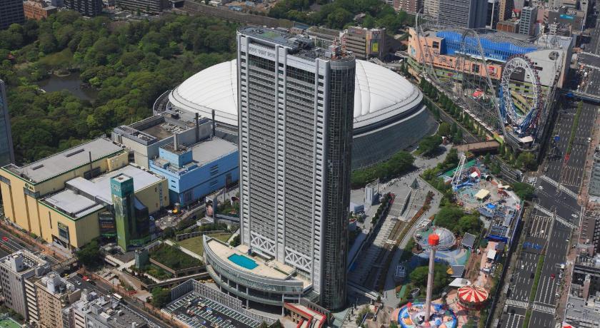 東京巨蛋酒店(Tokyo Dome Hotel)線上特惠訂房@booking.com