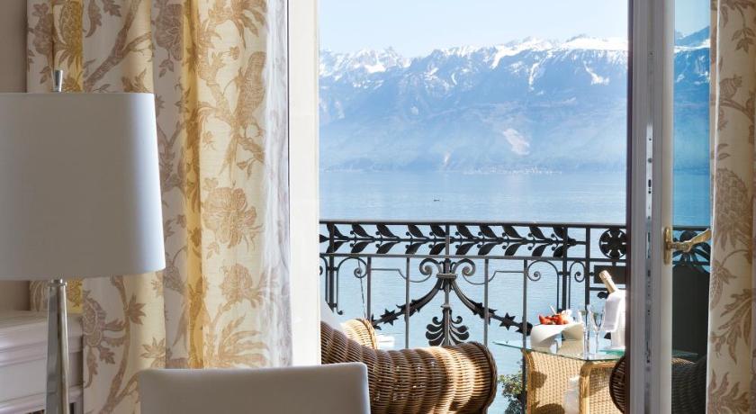スイス,ローザンヌ,ボー リバージュ パレス(Beau-Rivage Palace)