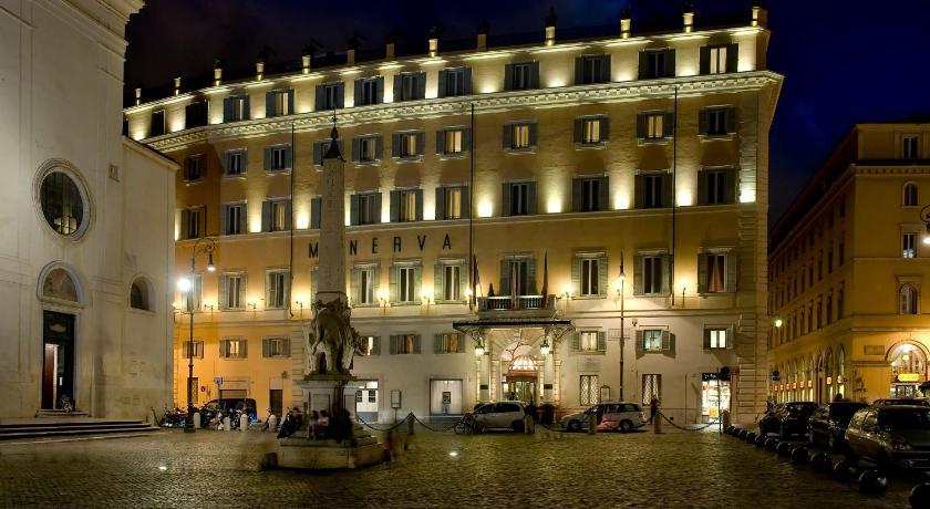 Grand Hotel De La Minerve (Rom)
