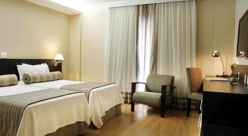 ブラジル,イパネマ, リオデジャネイロ,エベレスト リオ ホテル(Everest Rio Hotel)