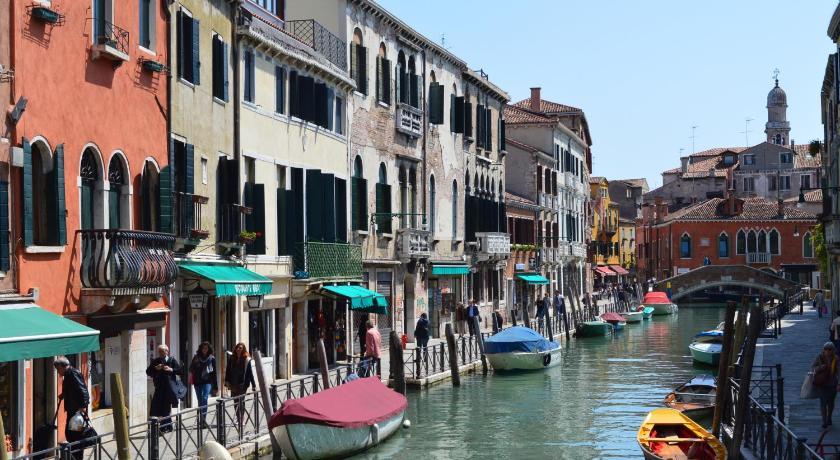 Hotel Locanda Salieri in Venedig