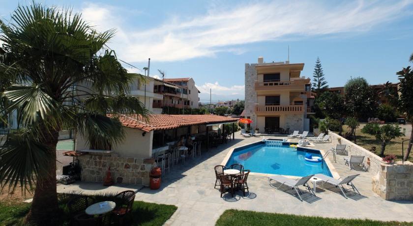 Karavanos Apartments, Apartment, Agioi Apostoloi, Kato Daratso, 73100, Greece
