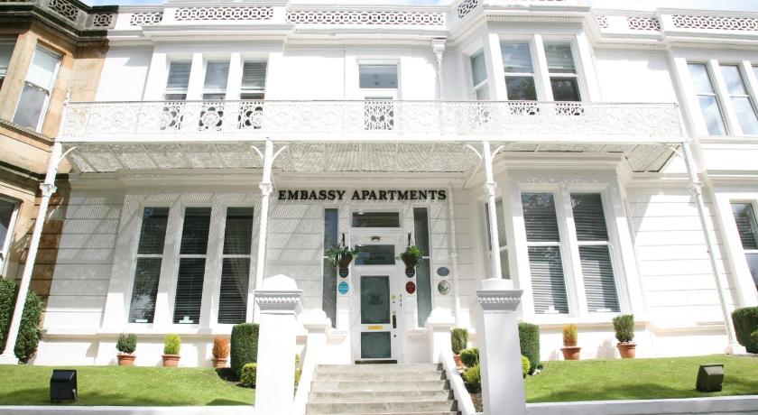 Embassy Apartments (Glasgow)