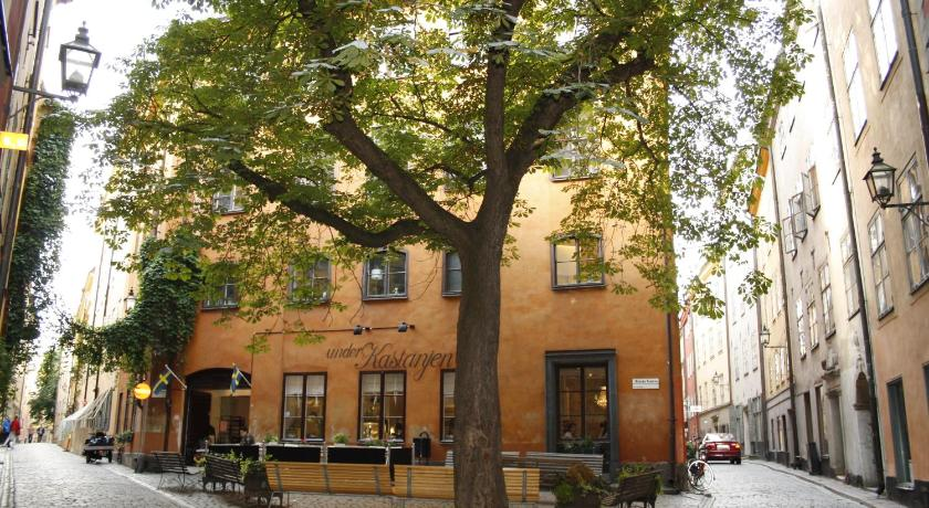 Castanea Old Town Hostel (Stockholm)