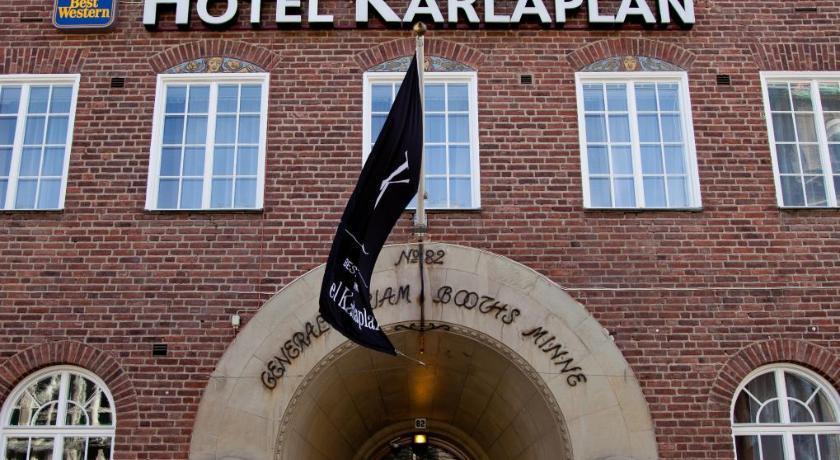 スウェーデン,ストックホルム,ベストウェスタン ホテル カーラプラン(Best Western Hotel Karlaplan)