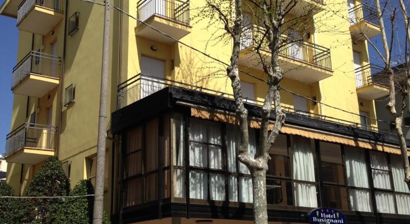 Hotel Busignani (Rimini)