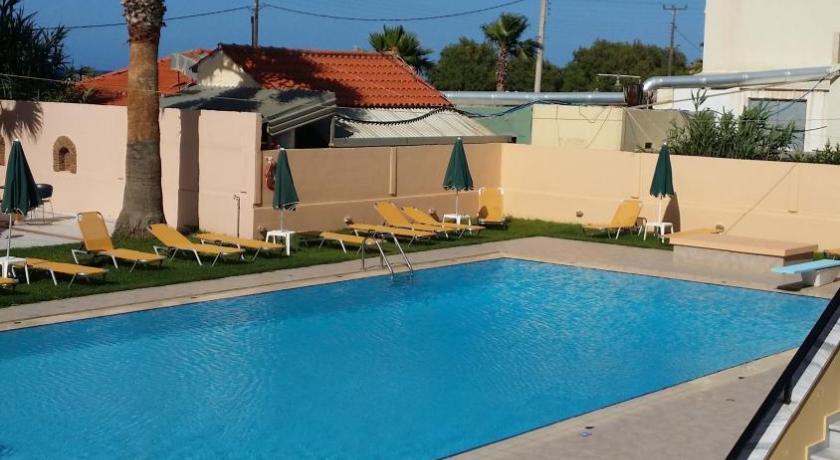 Mythos Beach Hotel Apartments, Apartment, Maleme, Chania Region, 73100, Greece
