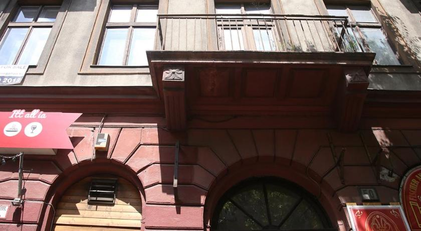 a Drop Mediterran Apartman (Budapest)