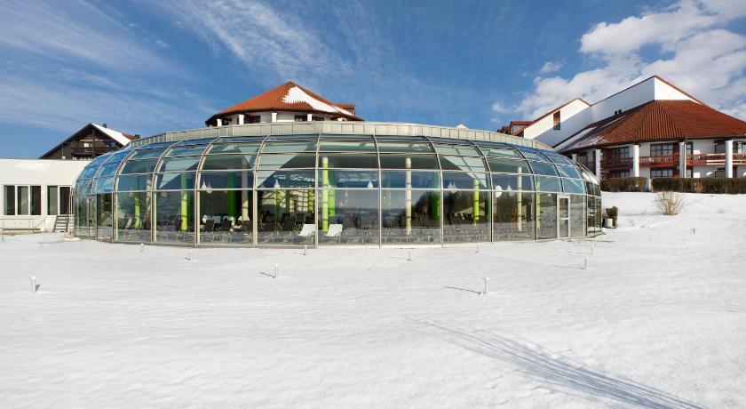 Hotel Furstenhof In Bad Griesbach
