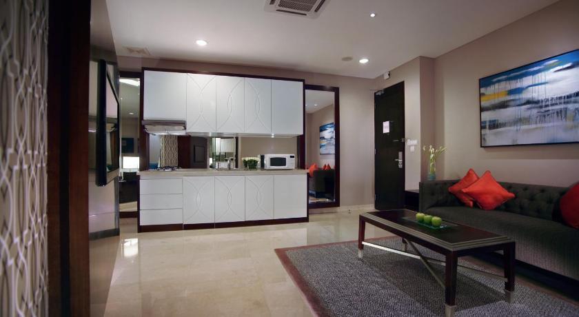 インドネシア,ジャカルタ,ザ グローブ スイーツ(The Grove Suites)