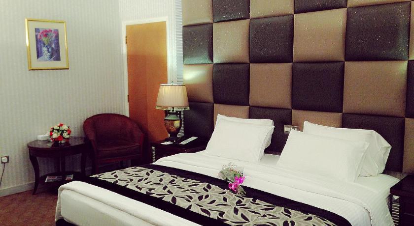 هتل ابجار گرند Abjar Grand Hotel