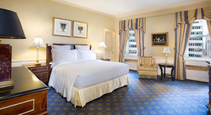 アメリカ,ニューヨーク,ザ ウォルドルフ アストリア(Waldorf Astoria New York)