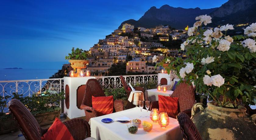 Luxury Hotels Amalfi Coast
