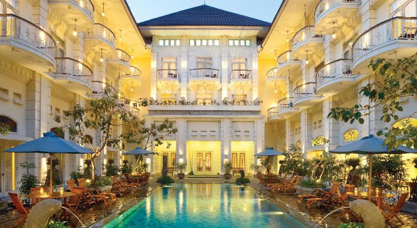 Hotel The Phoenix Yogyakarta Indonesia