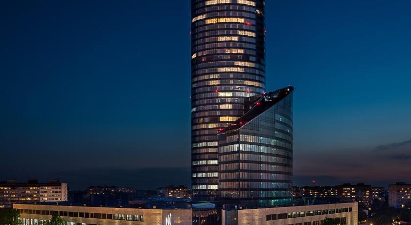 Sky Tower Wroclaw Apartamenty Sky Tower Wrocław