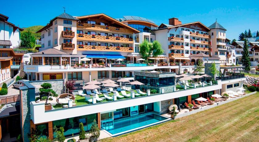 Hotel In Serfaus  Sterne