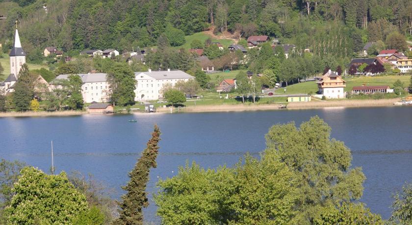 Ferienwohnung K+M+B am Ossiacher See - Jerry (Bodensdorf)