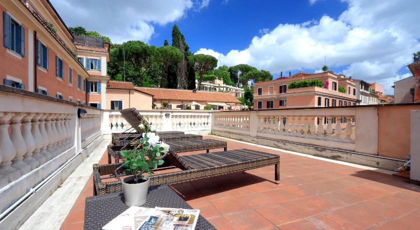 Piazzetta Margutta - My Extra Home in Rom