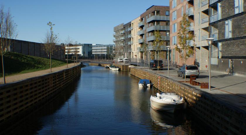 Thad Jones Vej Apartment (Kopenhagen)