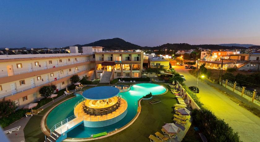 Bayside Hotel Katsaras, Hotel, Marmaro Area, Kremasti, 85104, Greece