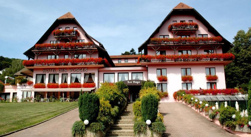 Hotel des vosges klingenthal frankreich for Hotel piscine vosges