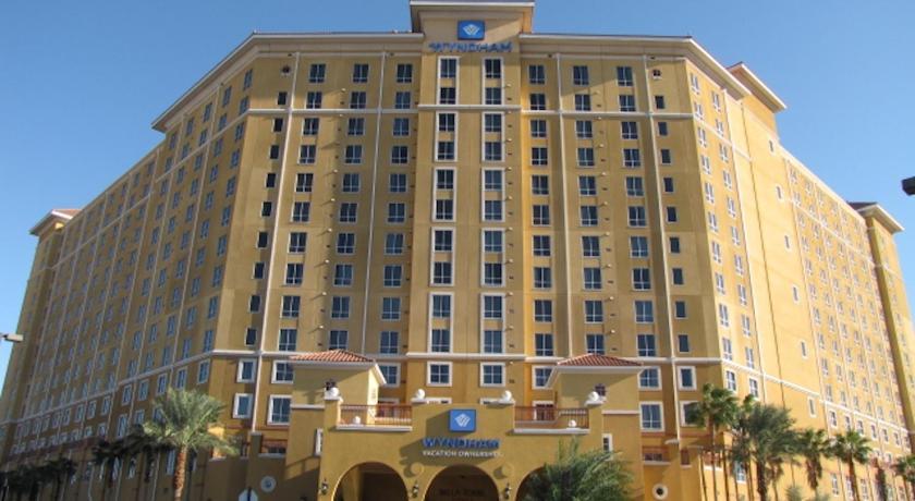 Luxury Condo at Wyndham Grand Desert (Las Vegas)