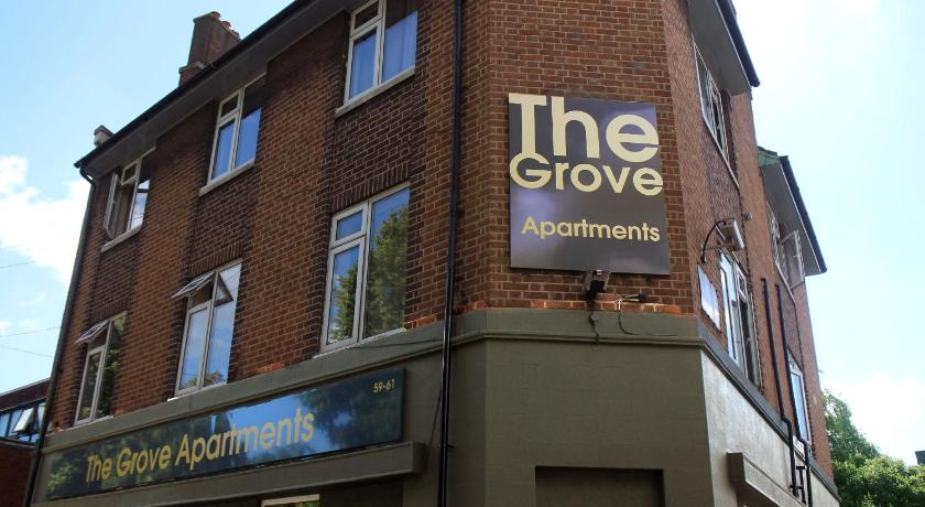 London Escorts Near Grove Apartments