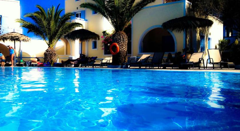 Zephyros, Hotel, Fira, Santorini, 84700, Greece