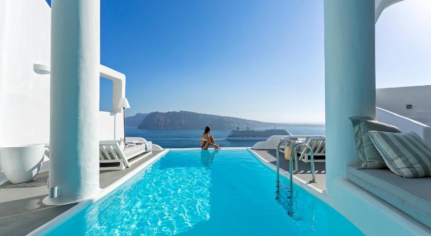 ギリシャ,イア,カリスマ スイート(Charisma Suites)