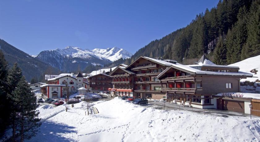 Hotel Wetzlgut in Bad Gastein