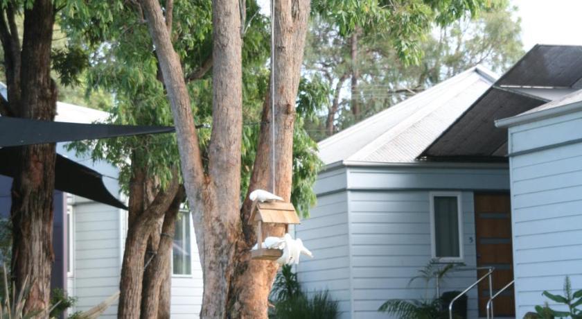 Villa Huskisson Holiday Cabins
