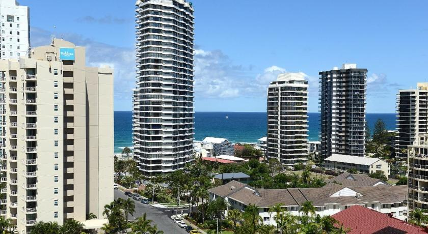 Condo Hotel Meriton On Main Beach