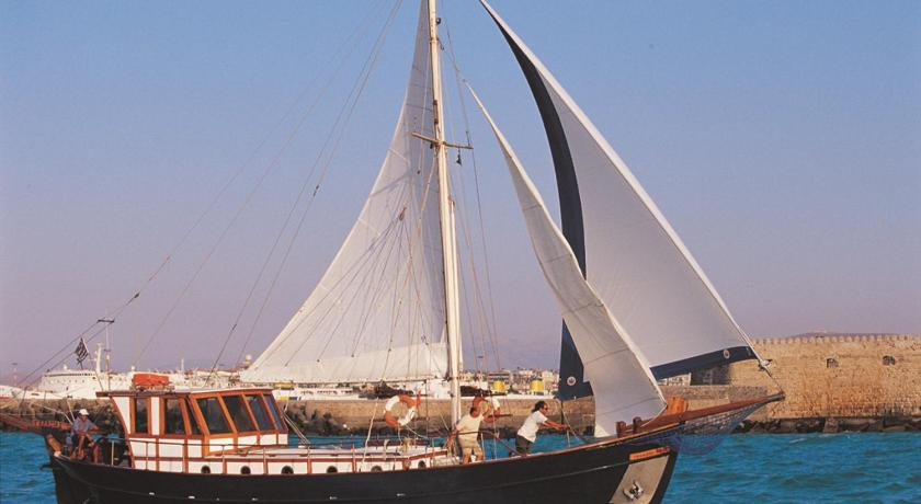 Yacht Charter-Traditional Motor Sailer 51FT, Yacht, Venetian Port, Heraklion, Heraklio Town, 71201, Greece