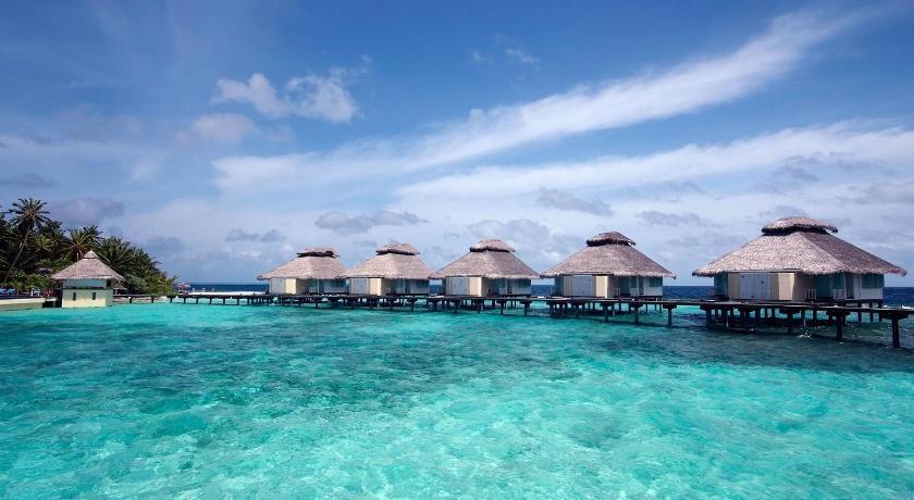 водные бунгало в Ellaidhoo Maldives by Cinnamon