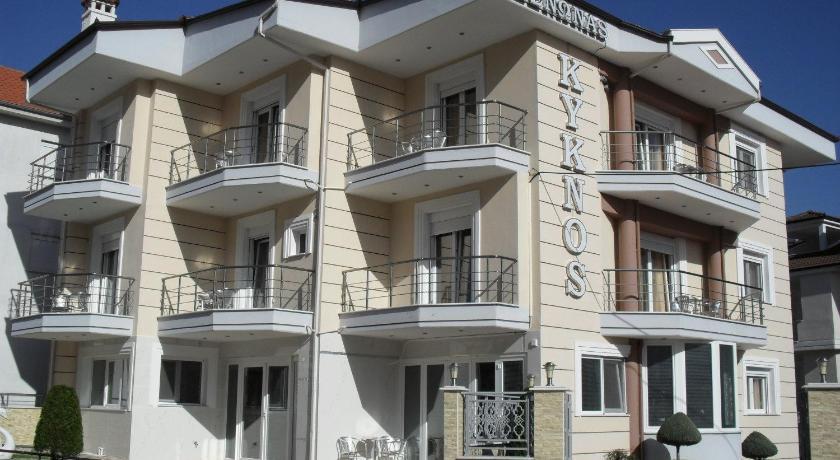 Kyknos De Luxe Suites, Hotel, Apodimon Kastorianon & Gounaradon , Kastoria, 521 00, Greece
