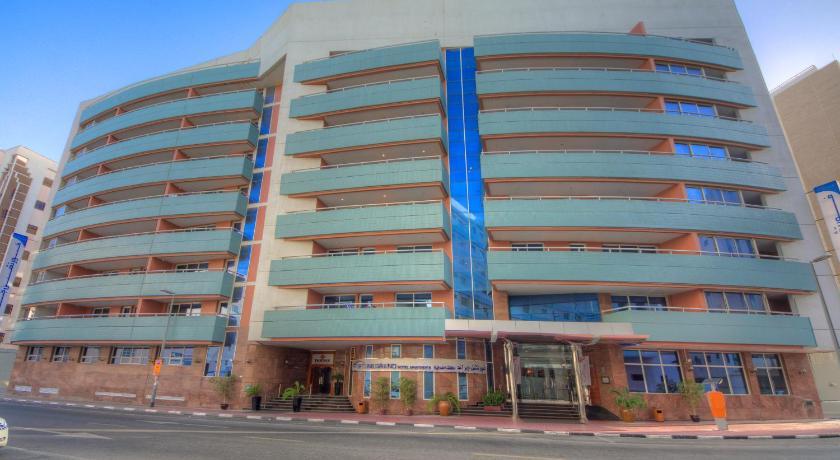 Fortune gd apartment dubai uae for Hotel reservation in dubai