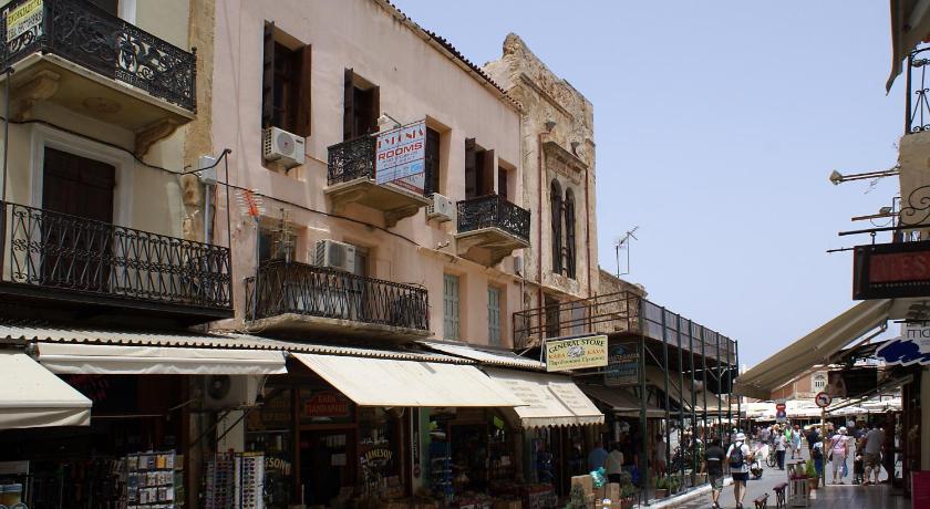 Kydonia Rooms, Room, Chalidon 20, Chania Town, 73131, Greece