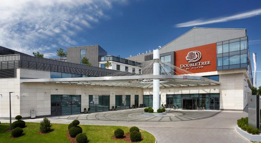 DoubleTree by Hilton Hotel & Conference Centre ... (Warschau)