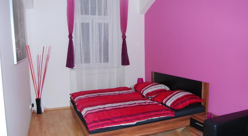 Apartmán s kuchyní 3 min. od Vaclavského námstí (Prag)