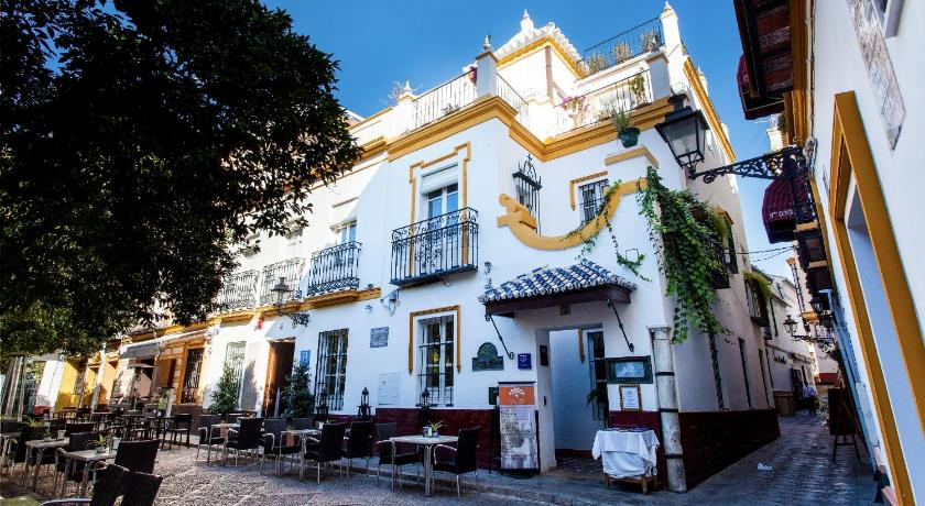 Hotel boutique elvira s ville espagne for Boutique hotel espagne