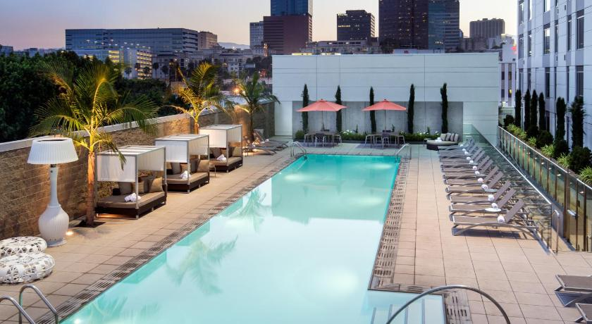 Courtyard by Marriott Los Angeles L.A. LIVE (Los Angeles)