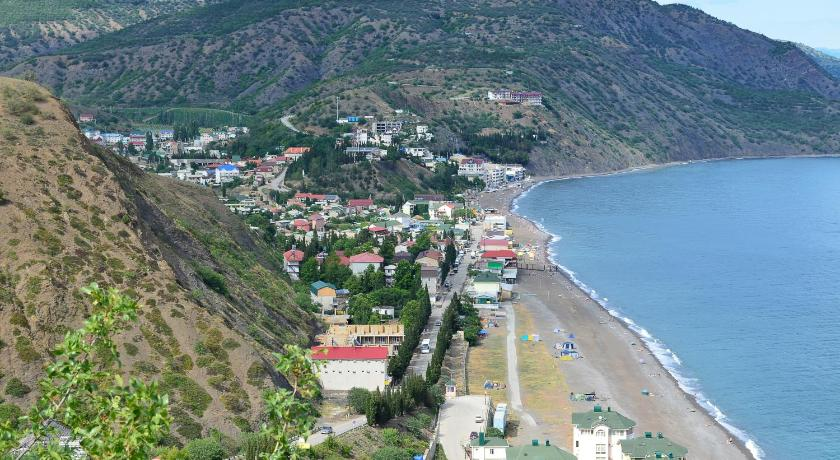 Лучший отдых в Крыму на берегу моря